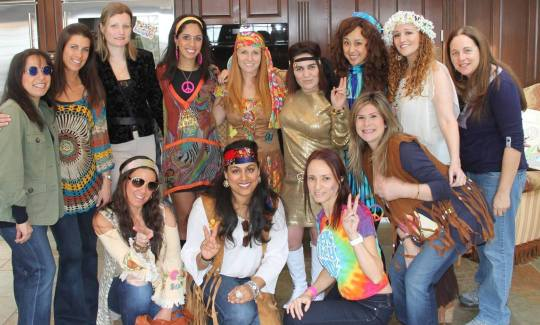 Daytime Party, Adult Costume Party Birthday