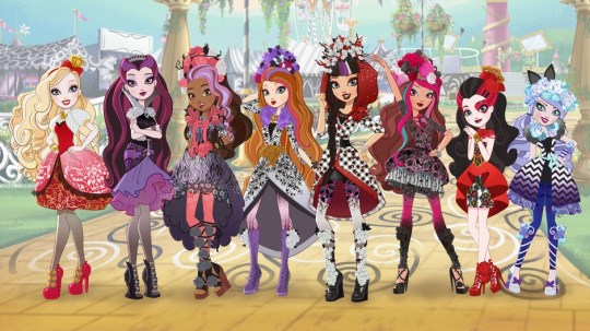 Why your daughter should watch Ever After High on Netflix