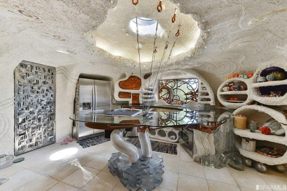 Flintstones House Kitchen