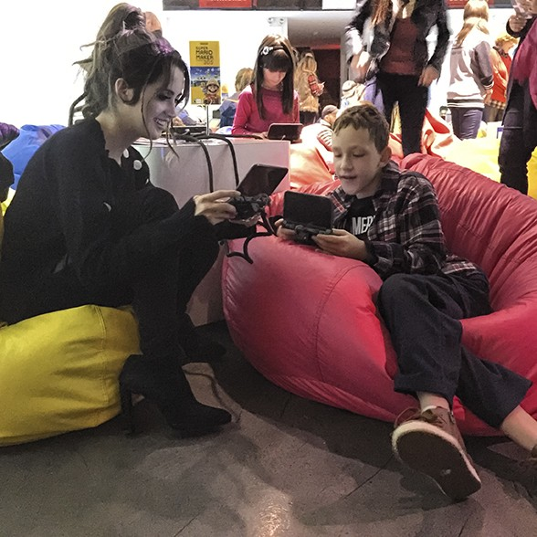 Laura Marano, Game Lover