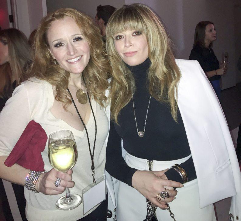 Stephanie Klein + Natasha Lyonne