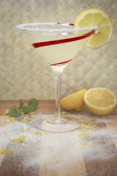 Lemon Berry drink Oscars