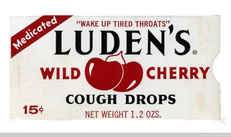 Luden's Wild Cherry