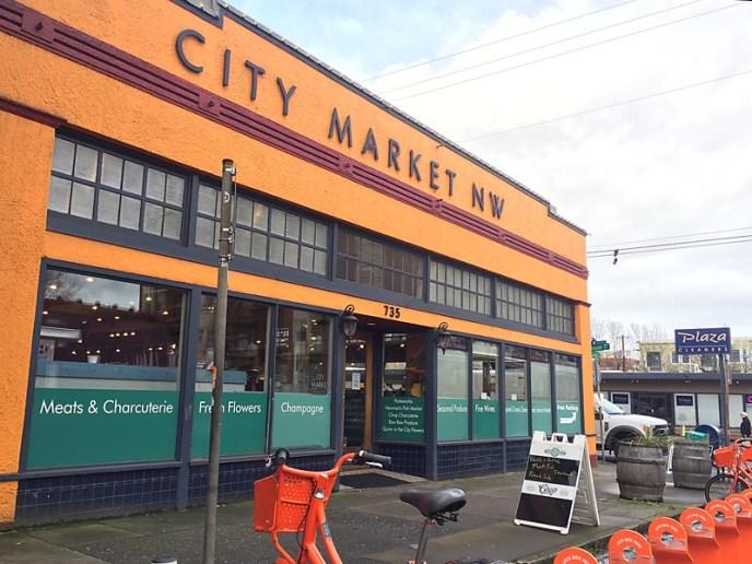 City Market NW Exterior