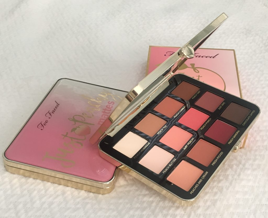 Too Faced Just Peachy Palette