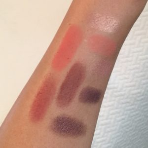 Too Faced Just Peachy Matte Swatches Too Faced Peach Punch Swatches Too Faced Peach Sangria Swatches Too Faced Just Ripe Swatches