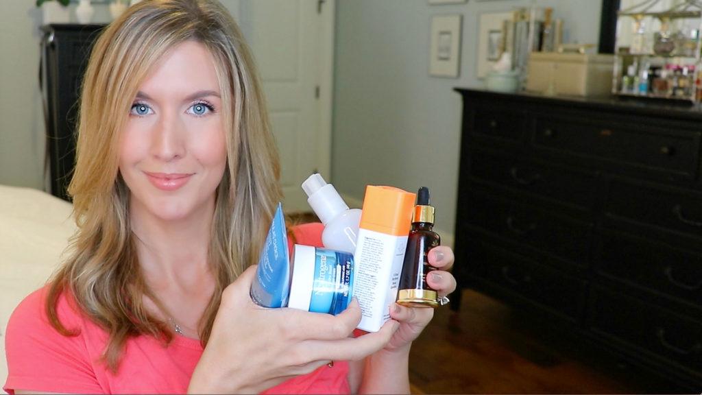 drugstore anti-aging skincare