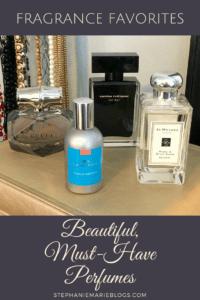 perfume favorites, favorite perfume