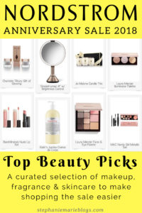 Nordstrom Sale Beauty Recommendations