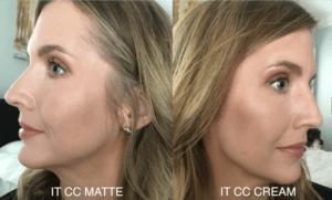 It cosmetics cc cream matte vs cc cream