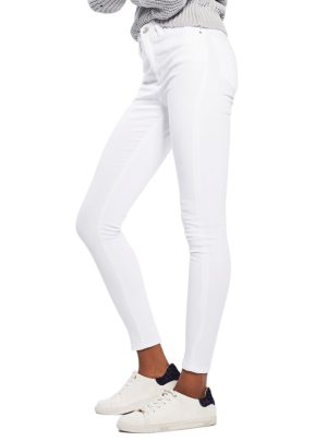 Flattering & easy white jeans at a decent price