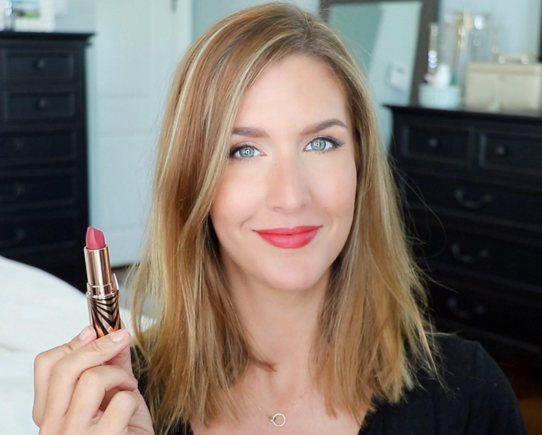 Charlotte Tilbury Hot Lips 2 Amazing Amal Lip Swatch