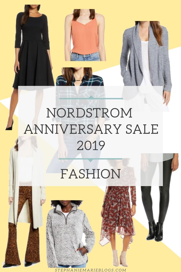 nordstrom anniversary sale 2019 fashion recommendations
