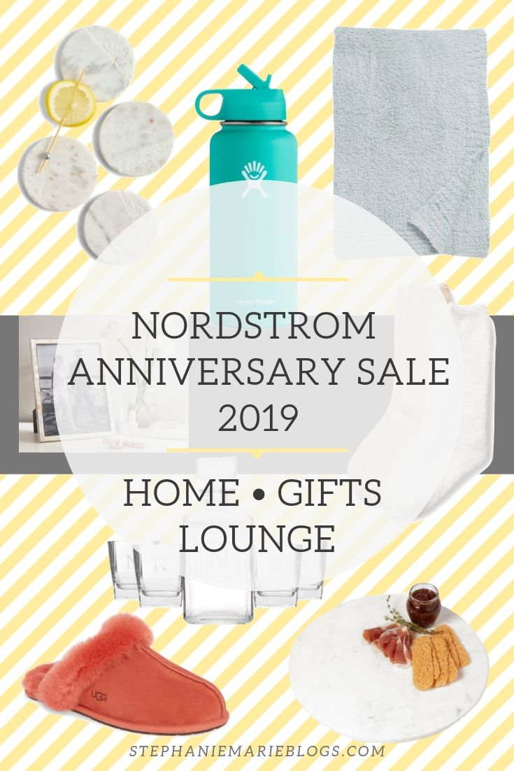 nordstrom anniversary sale 2019 home gifts lounge