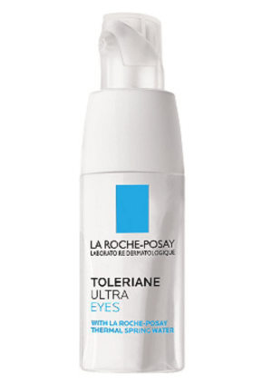 A fantastic daytime, hydrating eye cream that's light weight and wears well under makeup