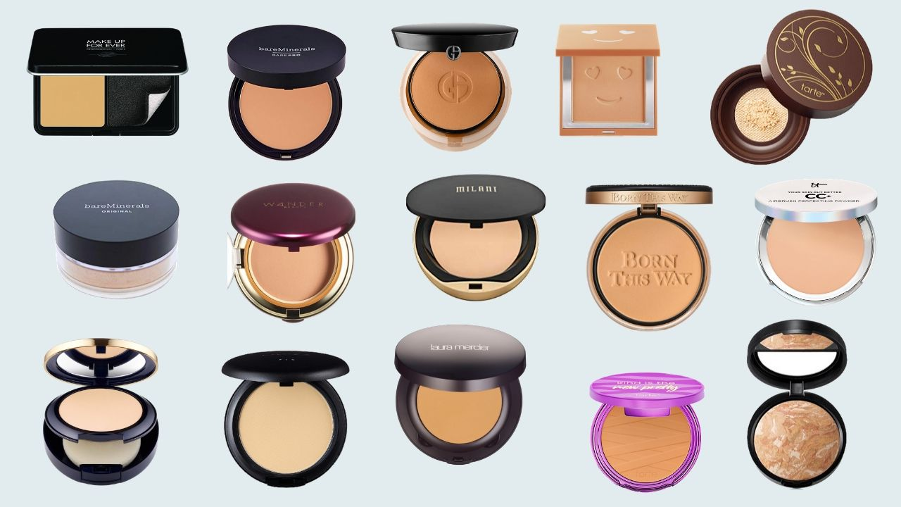 powder foundation for mature skin