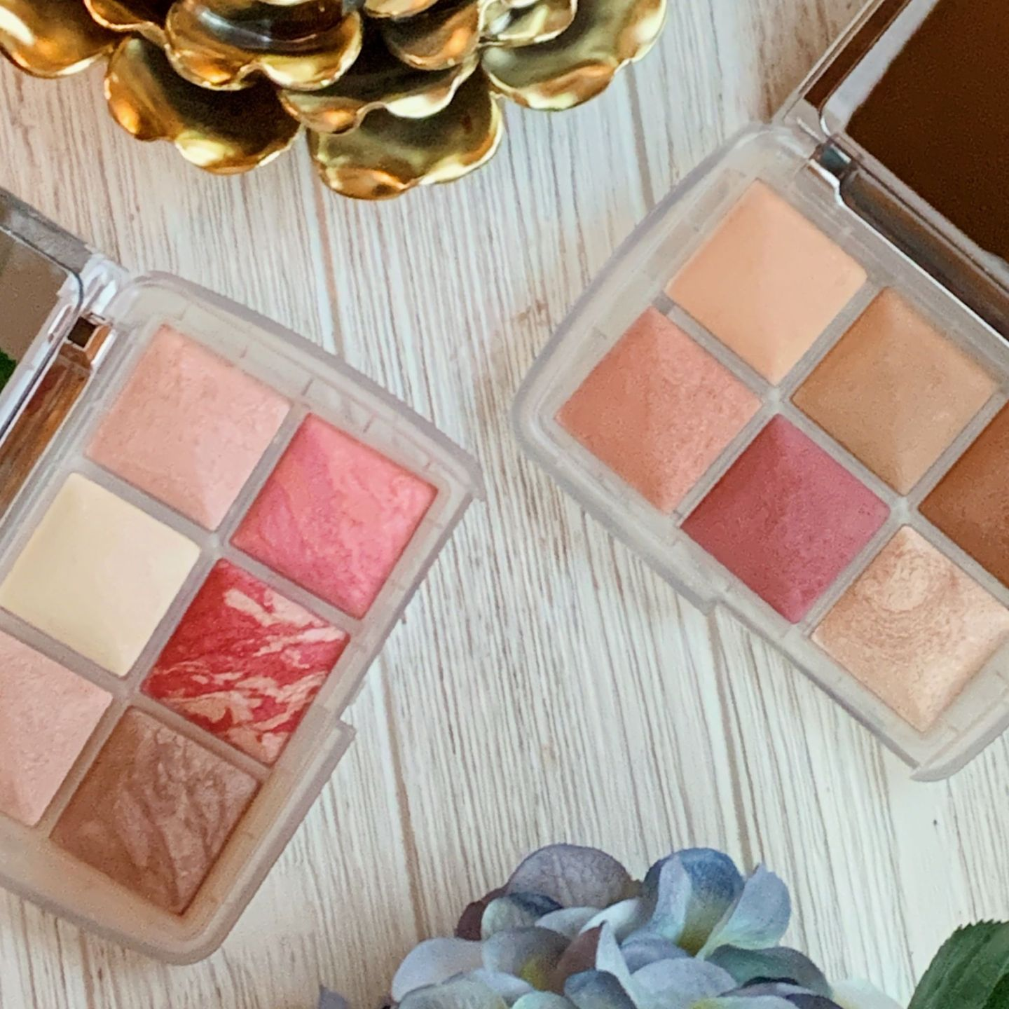 hourglass ambient lighting palette Ghost Unlocked Review Comparison