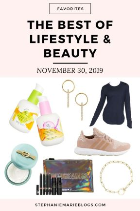 BEST OF BEAUTY NOVEMBER 2019 MONTHLY FAVORITES