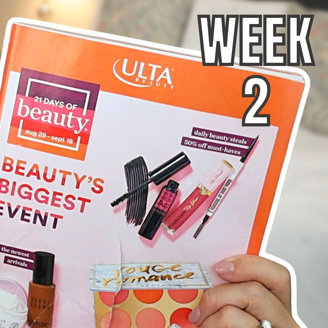 Ulta 21 Days of Beauty Fall 2021 | Week 2 Recommendations