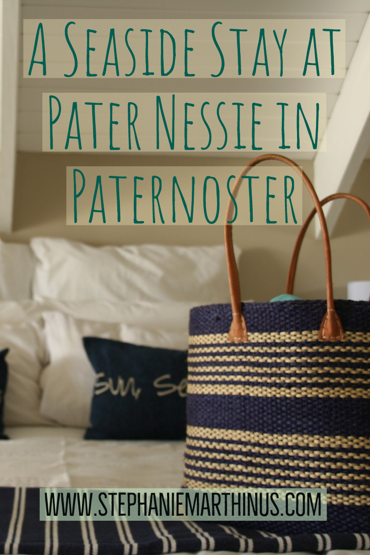 A Seaside Stay at Pater Nessie in Paternoster