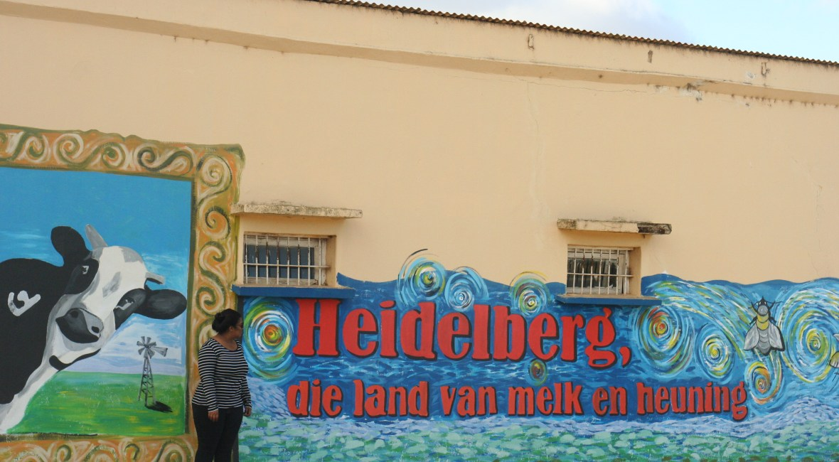 Heidelberg: The Town of Milk and Honey