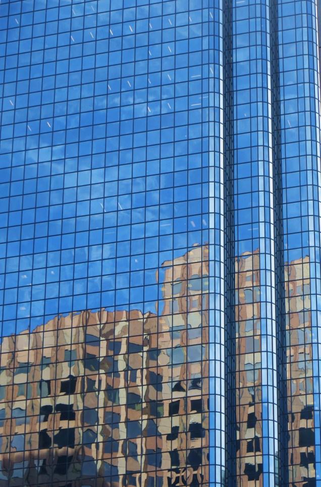 Towering Boston Blue