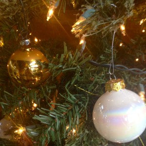 Family Traditions and A Mountain of Undeserved Gifts
