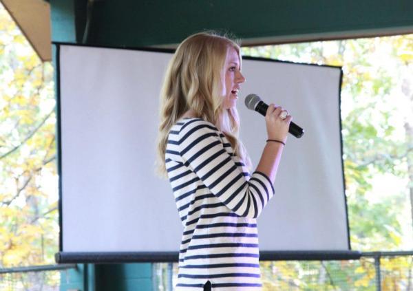 StephanieMayWilson.com - Speaking