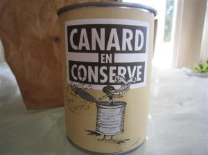 PDC Duck in a Can
