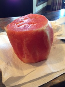 watermelon need shaping