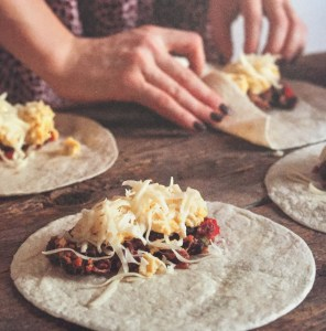 Burritos trois fois par jour photo