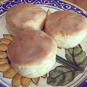 Biscuits Maple trio