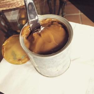 Banoffee dulce de leche