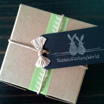 Kleine Päckchen mit tollem Inhalt kamen auch ins Haus.