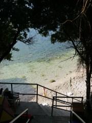 Korfu, Palaiokastritsa, Strand