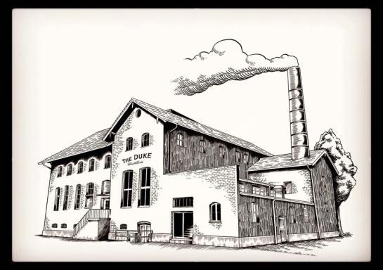 The Duke Destillerie