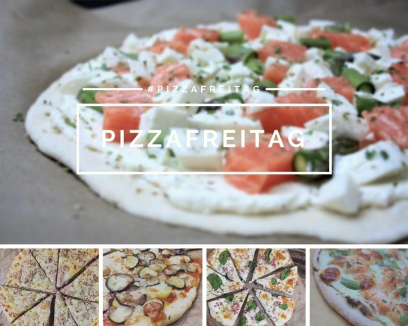 #Pizzafreitag