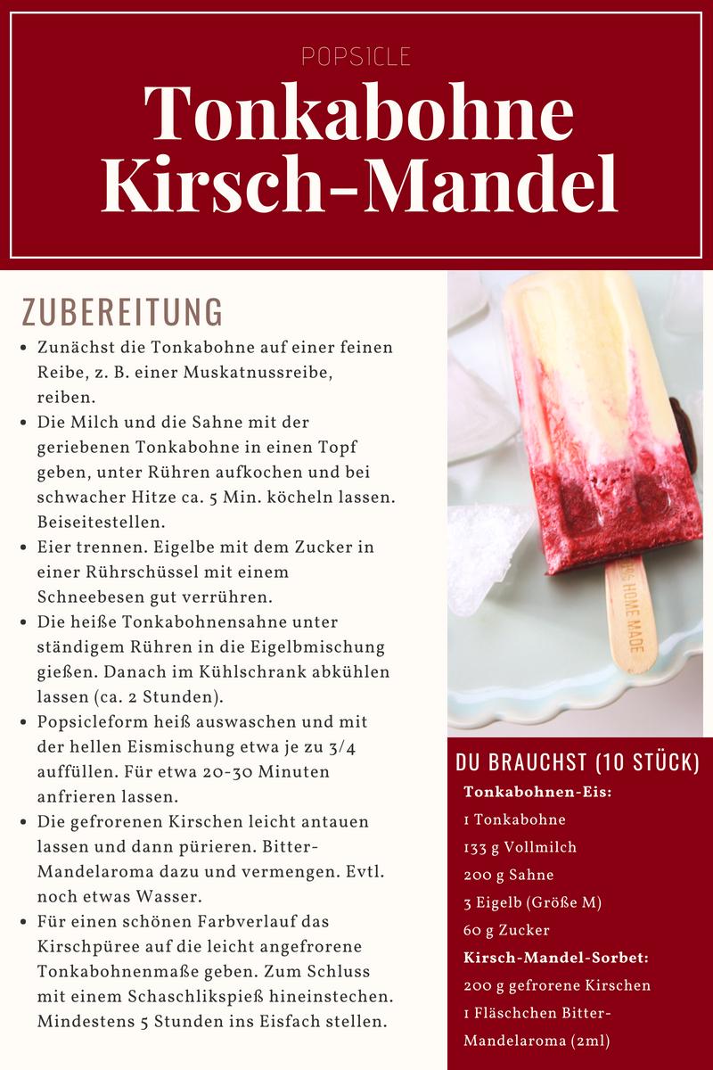 Tonkabohne-Kirschmandel