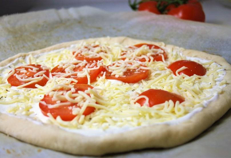 UnbackedPizza