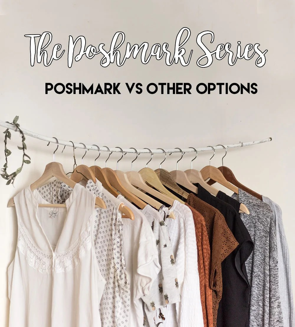 How Poshmark compares to other selling platforms