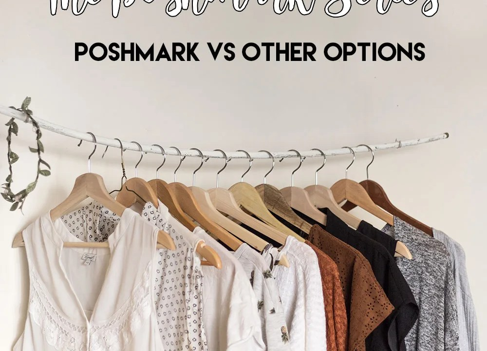 How Poshmark compares to other selling platforms // stephanieorefice.net