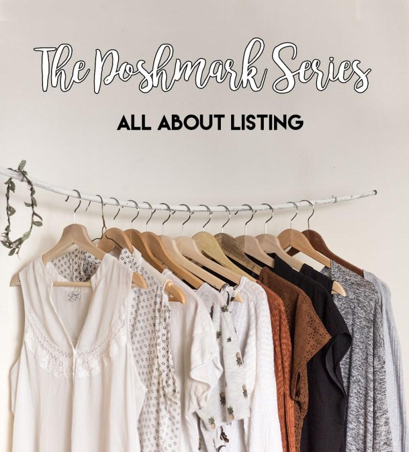 How to list on Poshmark