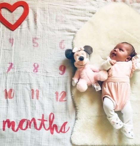 Madeleine // Month 1