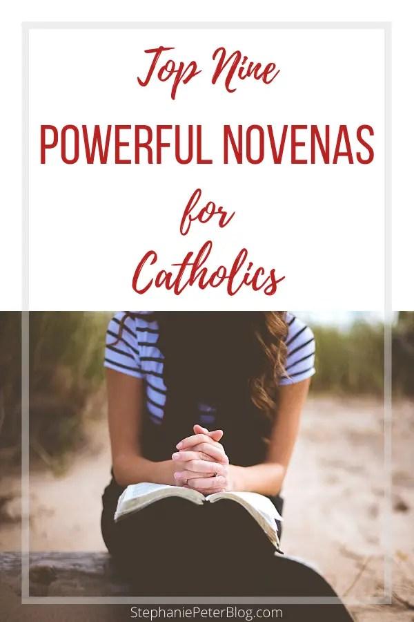 powerful novenas for catholics