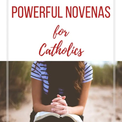 powerful novenas for catholics
