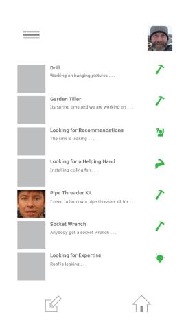 UX/UI App Design 2