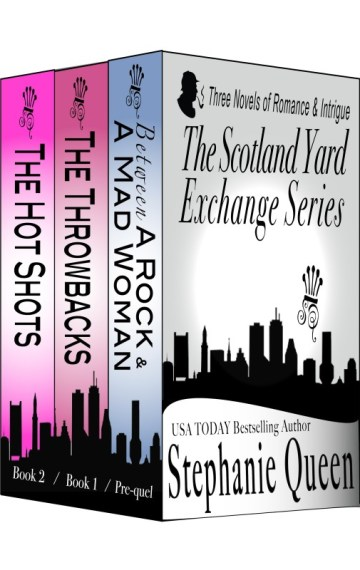 The Scotland Yard Exchange Series Boxed Set