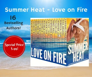 Summer Heat - Love on Fire FB Post