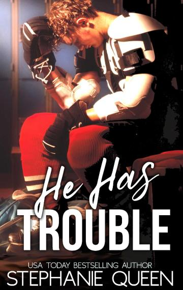 He Has Trouble Cover