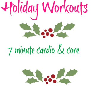 Holiday Workouts